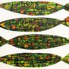 Fish.  62 x 77cm    SOLD