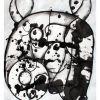 Mickey  70 x 56 cm